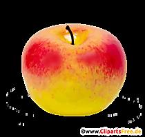 Imagine PNG Măr galben - Imagini de toamnă gratuite