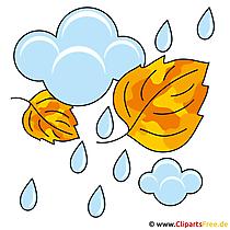 Autumn pictures - clipart darmoweów