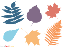 Imagine de fundal copac frunze în diferite culori PNG transparent