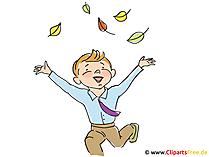 Lustige Bilder Herbst