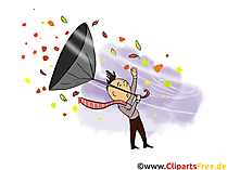 Sturm, Wind, Unwetter - kostenlos Bilder herunterladen