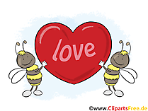 eCards Herz, Liebe, Love, Romantik