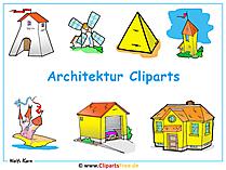 Architektura Zdjęcia Clipart - Wolny obraz pulpitu