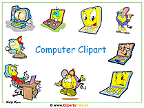 Clipart Computers as free Wallpaper