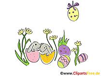 Obraz tła Wielkanoc