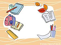 壁紙スクール。 学校に戻る、入学無料