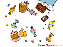 Wallpaper Wallpaper Sweets gratis