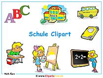 学校写真クリップアート - 無料の背景写真