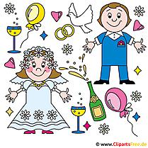 Klip art online düğün bedava