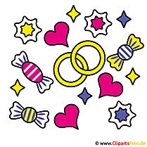 Clip Art Wedding free