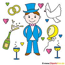 Düğüne kendiniz için bir davetiye oluşturun