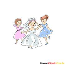 Hochzeit Bild Clip Art