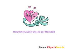 Liebe, Romantik, Geführle Cliparts kostenlos