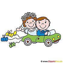 Düğün Selam için limuzin