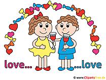 Aşk resimleri
