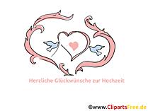 Ücretsiz clipart kalp, aşk, evlilik