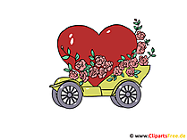 Wedding Car Clip Art