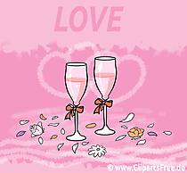 Düğün Kartı Çevrimiçi ücretsiz dileklerimle