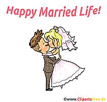 Düğün dilek kartı, küçük resim, resim