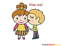 Kiss Me Clip Art free