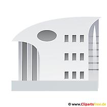 Bahnhof Clipart kostenlos