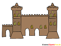 Festung Clipart