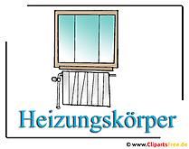 Heizung Clipart-Bild free