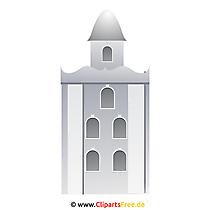 Immobilien Bilder Clipart gratis