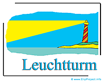 Leuchtturm Clipart-Bild free