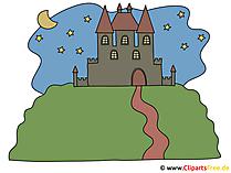 Maerchenschloss Clipart