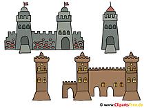 Mittelalter Burg Bilder