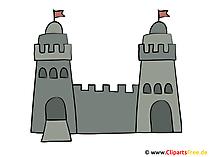 Ritterburg Clipart