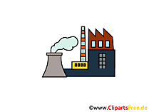 Autowerk Clipart, Bild, Cartoon, Grafik gratis