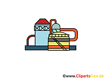 Brauerei Clipart, Bild, Cartoon, Grafik gratis