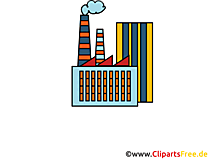 Industrie Bild, Clipart, Illustration, Grafik kostenlos