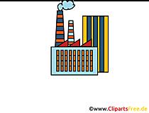 Industrie afbeelding, clipart, illustratie, grafisch gratis
