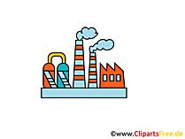Industrie afbeeldingen, clipart, afbeeldingen