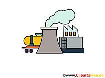 Industrie Clipart, Beeld, Beeld