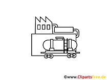 Logistics Fluids Clipart, picture, cartoon, graphic gratis