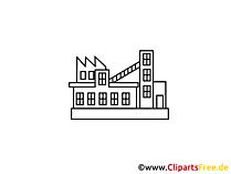 Produktion Zeichnung, Grafik, Clipart, Bild