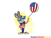 Clipart 4th of July download free