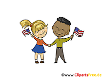 Free 4th of July eCards, Cliparts, Images