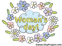 写真女性の日