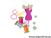 Clipart Dünya Kadınlar Günü