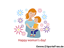 世界女性の日おめでとう