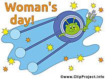 Kadınlar Günü Küçük Resim