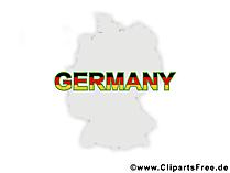 Clip Art Duitsland