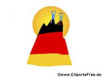 Clipart Duitsland