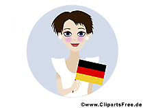Duitsland Clipart