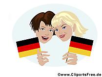 Niemiecki obraz jedności